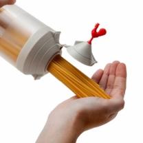 [바보사랑]Ototo Spaghetti Tower 꼬꼬댁 스파게티 면 보관통