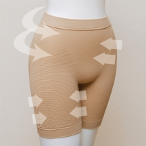 [바보사랑]Make Slim UP Seamless Shorts 무봉제 보정속옷 하의