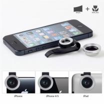 [바보사랑]XPOD 스마트폰확대경 스마트폰카메라확대경 IB-F8001 와이드 매크로