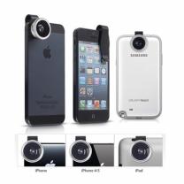 [바보사랑]XPOD 스마트폰확대경 스마트폰카메라확대경 IB-F8002 피쉬아이 어안렌즈