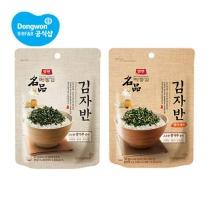 양반 명품 김자반 50g x5봉 (2종)