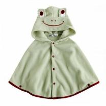 [바보사랑]개구리 후드 유아 망토(S,L) 202428