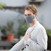 [바보사랑]3D입체 패션 마스크 - 먼지 필터 2P 세트