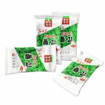 광천원김 재래식돌김 도시락용 (2gx24개x8세트) 1박스
