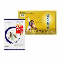 갓구운김세트 (갓구운전장김25gx10봉)