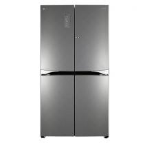 [하이마트] DIOS 양문형 냉장고 F877SN33.AKOR [870L/매직스페이스/UV안심제균+/멀티수납코너]