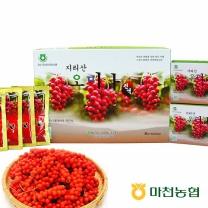 [마천농협]지리산 오미자진액 80mlX30포