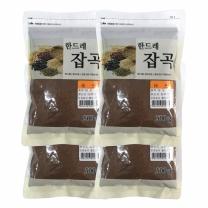 [월드그린] 한드레 테프 2kg(500g 4봉)