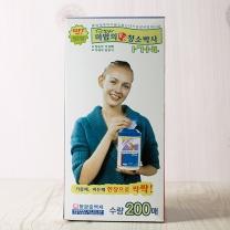 청소박사 1714 원통(200매)/단체주문 관공서