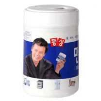 동성 만능크리너 티슈형 (150매 정품)