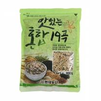 [맛있는 잡곡] 발아현미 19곡 900g x 2 (총 1.8kg)