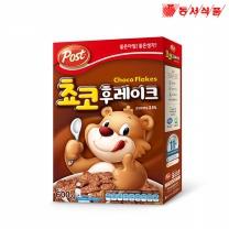 [동서식품] 포스트 초코후레이크 600g×2개