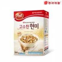 [동서식품] 포스트 통곡물 고소한현미 300g×2개