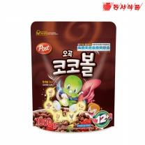 [동서식품] 포스트 오곡코코볼 1kg