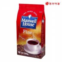 [동서식품] 맥스웰하우스 화인 500g 리필(백)