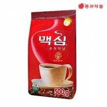 [동서식품] 맥심 오리지날 500g 리필(백)
