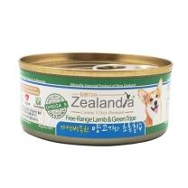 질랜디아 양고기와 초록홍합 강아지 주식캔 85g X 24개