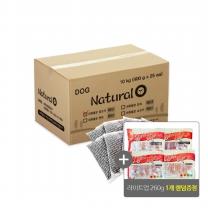 네츄럴오 유기농쌀과 양고기10kg