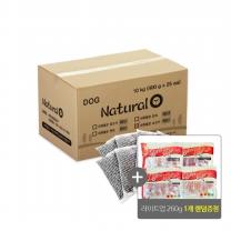 네츄럴오 유기농쌀과 소고기10kg