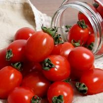 부여 대추방울토마토 2kg 1-3번과
