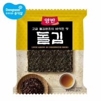 동원 양반 돌김25호 전장(5매) x10봉 /양반김