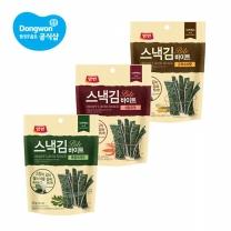 동원 양반 스낵김 바이트 35g x8봉 (3종 택1) /간식