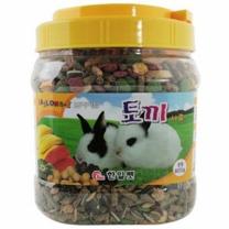 [바보사랑]재롱이 프리미엄 토끼사료 900g