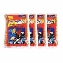 [바보사랑]핑퐁 영양강화 새모이 600g 4개