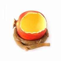 [바보사랑]베니스 석류 피딩컵 (BA-4522) - 새모이그릇 새용품