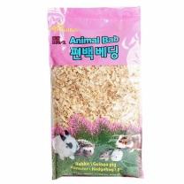 [바보사랑]애니멀밥 편백나무 베딩 12L 3개