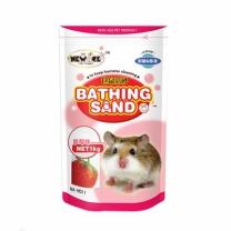 [바보사랑]NEW AGE 햄스터 목욕모래 딸기향 1kg(NA-H011)