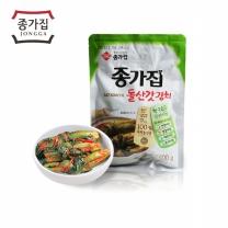 [종가집] 돌산갓김치 500g