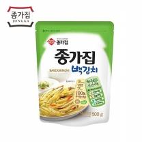 [종가집] 백김치 500g