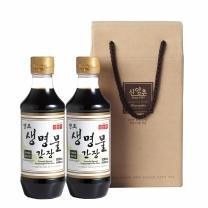 신앙촌 양조간장 K 2호 / 3세트 구매시 1세트 증정