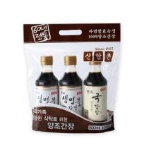 [신앙촌] 양조간장 기획팩 1호