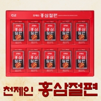 [천제인] 홍삼절편 200g (20gx10본)
