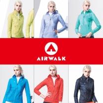 에어워크/여성아웃도어경량자켓/골프웨어/바람막이/스포츠의류/트레이닝윈드자켓/단체복
