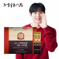 [정원삼] 6년근 고려홍삼정 365스틱 황 (皇) 홍삼스틱 (10g x 30포)