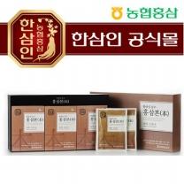[농협홍삼/한삼인] 순수홍삼본 50ml*30(1,500ml)