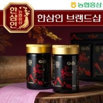 [농협홍삼/한삼인] 홍삼활력고 250g*2