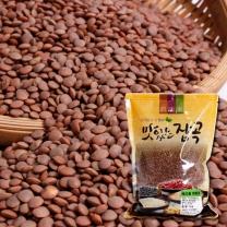 슈퍼푸드 수입 렌틸콩 1kgx3봉(총3kg)
