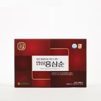 [농협홍삼/한삼인] 안심홍삼순 50ml*30포*2상자