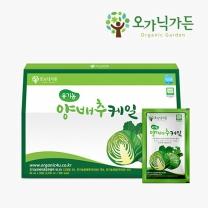 [오가닉가든] 100% 유기농 양배추 케일(90mlx30포)