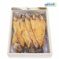 (인빌푸드)백담마을 황태선물세트 10미/특대/42-44cm