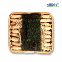 (인빌푸드)금산 수삼 750g(18-20뿌리)