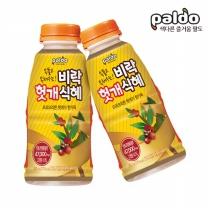 [팔도]비락 헛개 식혜 350ml*12개
