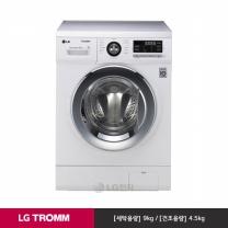LG 드럼세탁기 9KG FR9WK