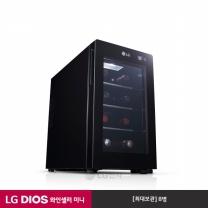 LG DIOS 와인셀러 미니 W087B