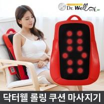 롤링 쿠션 마사지기 DWH-6000 /등마사지기/허리마사지기/안마기/쿠션안마기