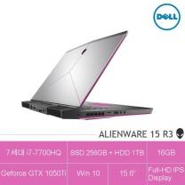 [하이마트] 고품격 게이밍 노트북 에일리언웨어 15-109KR [7세대 i7/ 램16GB/ GTX1050Ti 탑재]